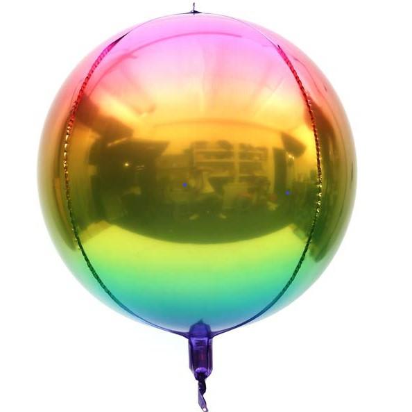 4D Градиентная сфера  градиент 8 22''(55см)