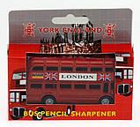Точилка для олівців Автобус, фото 3
