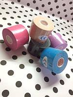 Кінезіо тейп Kinesiology Tape 5см х 5м