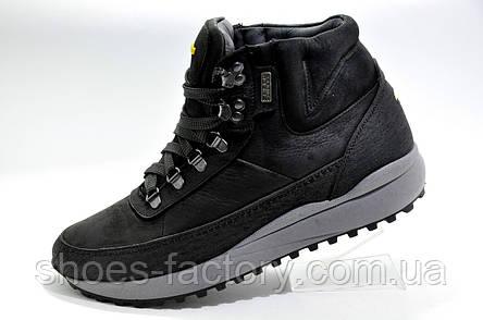 Зимние ботинки Shark 2020, на меху Black\Gray, фото 2
