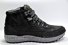 Зимові черевики Shark 2020, на хутрі Black\Gray, фото 3