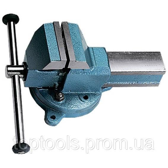 Тиски слесарные, 125 мм, поворотные (Глазов)