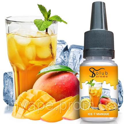 Ароматизатор SolubArome Ice-T mangue(Холодный чай с манго) 5мл, фото 2