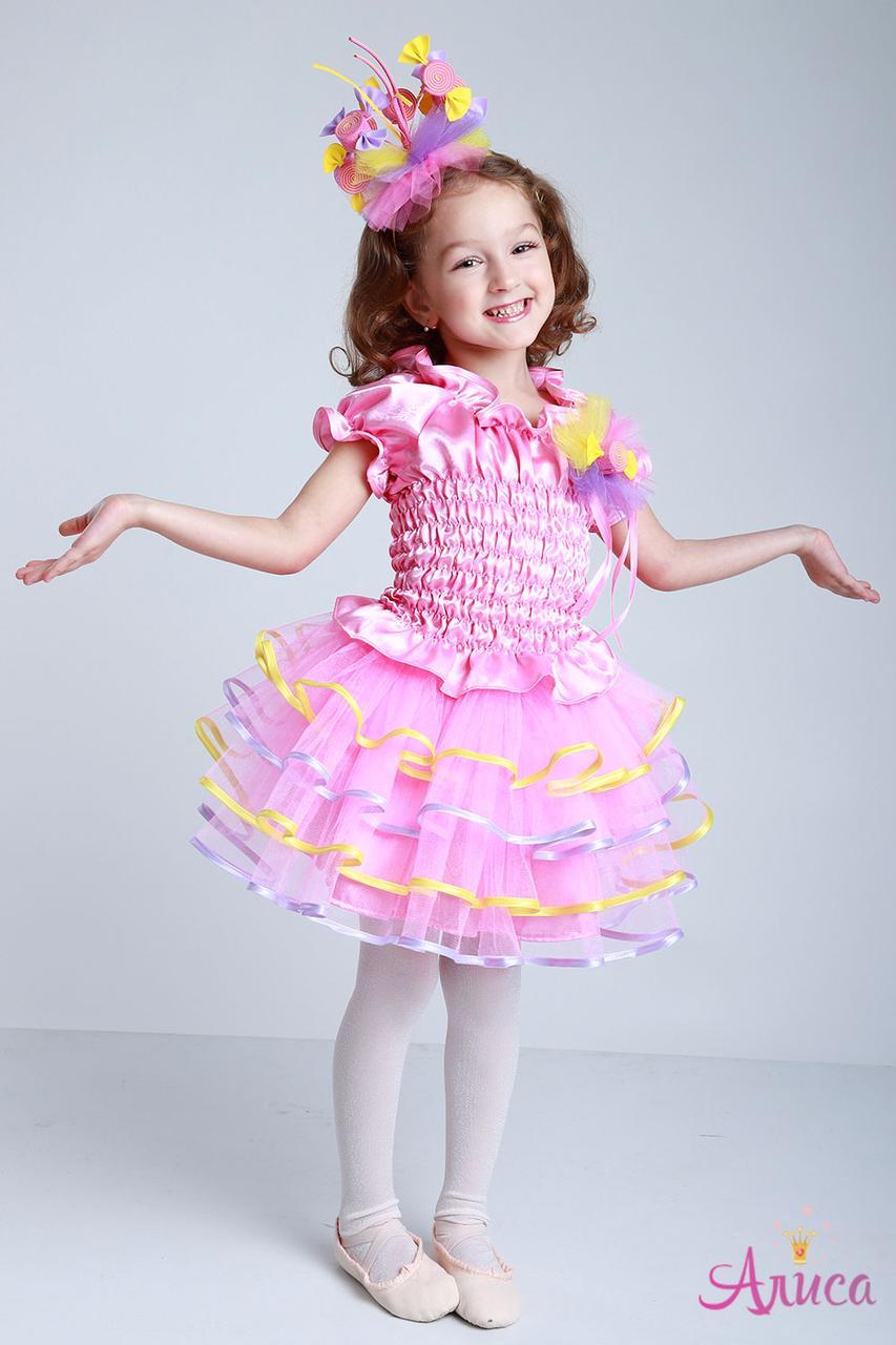 Карнавальный костюм Конфетка для девочки