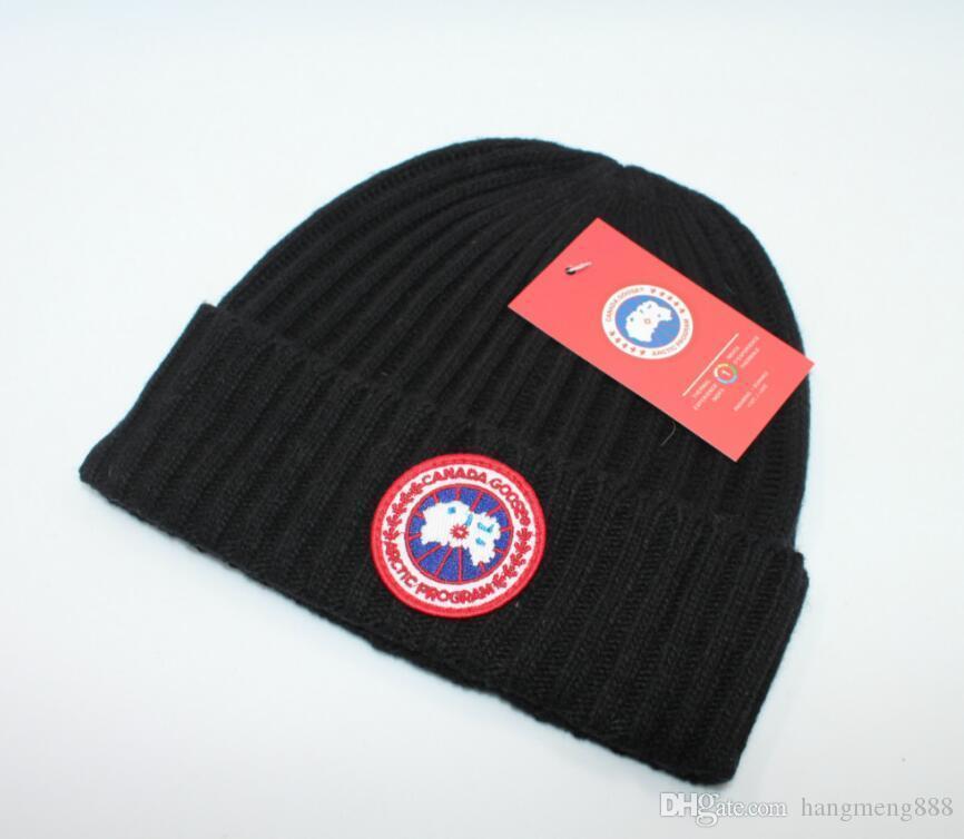 Шапка CANADA для взрослых и подростков хлопок шапки канада гус унисекс