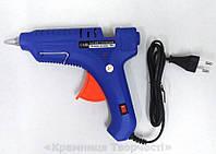 Клеевой пистолет (термопистолет) с выключателем, стержни 11мм (4007185)