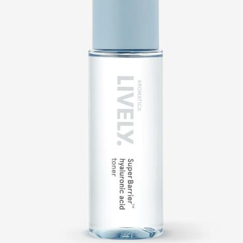 Увлажняющий тонер Aromatica Lively SuperBarrier Hyaluronic Acid Toner 200 мл