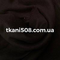 Ткань Флис Черный