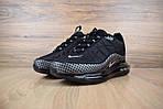 Мужские зимние кроссовки Nike Air MAX 720-818 (черные), фото 7