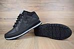 Мужские зимние кроссовки New Balance 754 (черные), фото 3