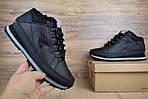 Мужские зимние кроссовки New Balance 754 (черные), фото 4