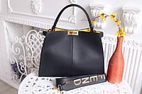 Стильная женская сумка FENDI 42 см  (реплика), фото 1