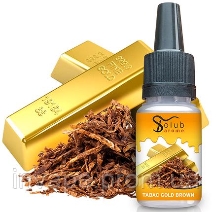 Ароматизатор SolubArome Tabac Gold Brown (Табак Вирджиния) 5мл, фото 2
