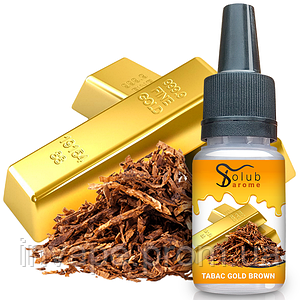Ароматизатор SolubArome Tabac Gold Brown (Табак Вирджиния) 5мл