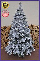"""Искусственная литая елка """"Заснеженная Роял"""" 1.8м, фото 1"""