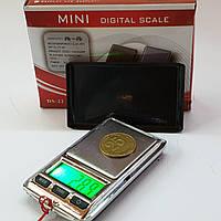 Весы ювелирные DS-22/6221 mini, 500 г (0.1г), фото 1