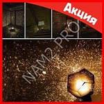 Звездный проектор Astrostar комнатный (волшебная и романтическая атмосфера), фото 4