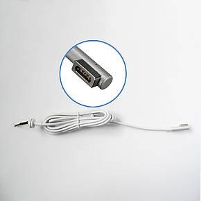 Кабель DC с разъемом L-type для Apple MagSafe 60W, фото 2
