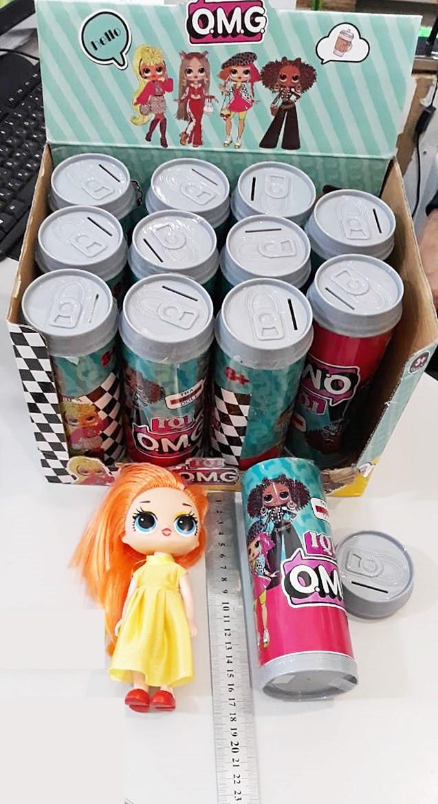 Кукла ЛОЛ OMG в банке: продажа, цена в Одессе. реборны ...