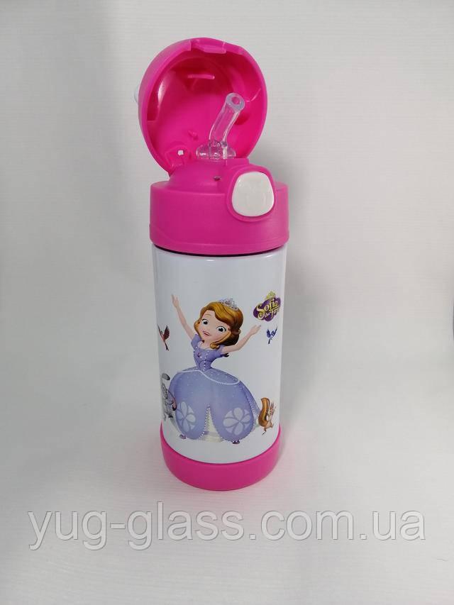 Термос бутылка детская 350 мл