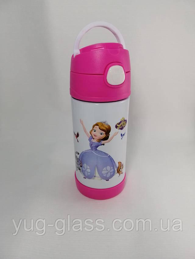 Бутылка детская дл девочки