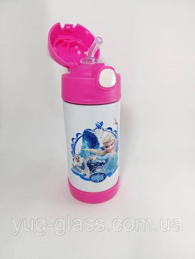 Ельза бутылка детская
