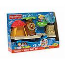 Игрушка для игры с водой Спасательная команда Little People Fisher Price, фото 7