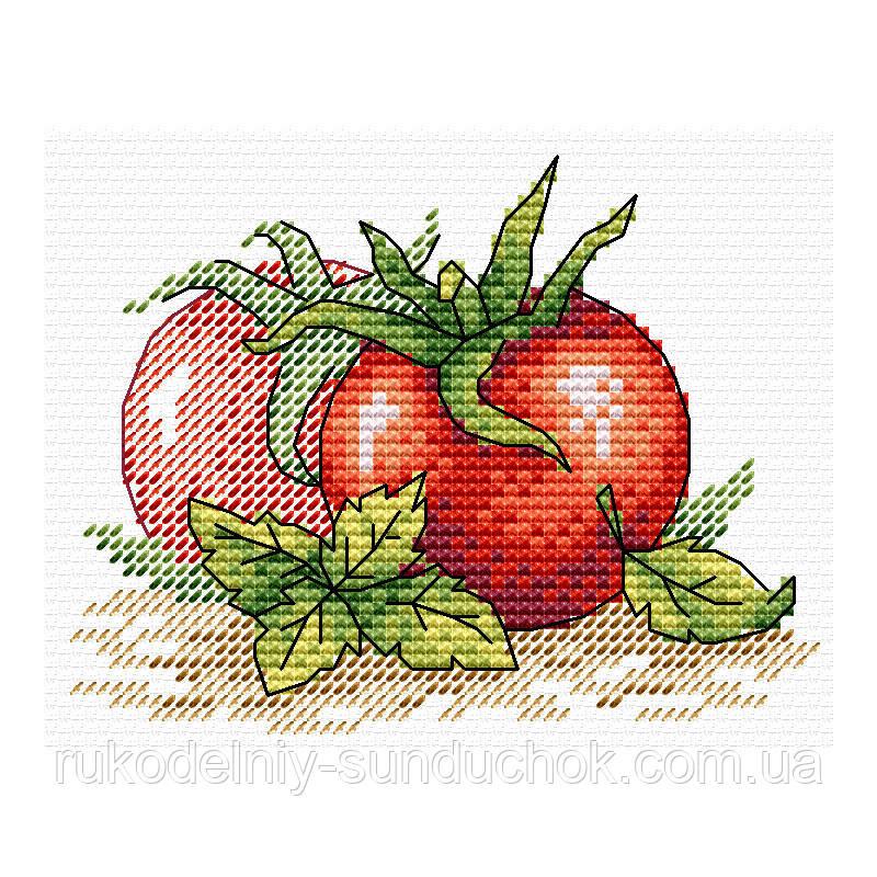 Набір для вишивки хрестом МП Студія Стиглий помідор М-435