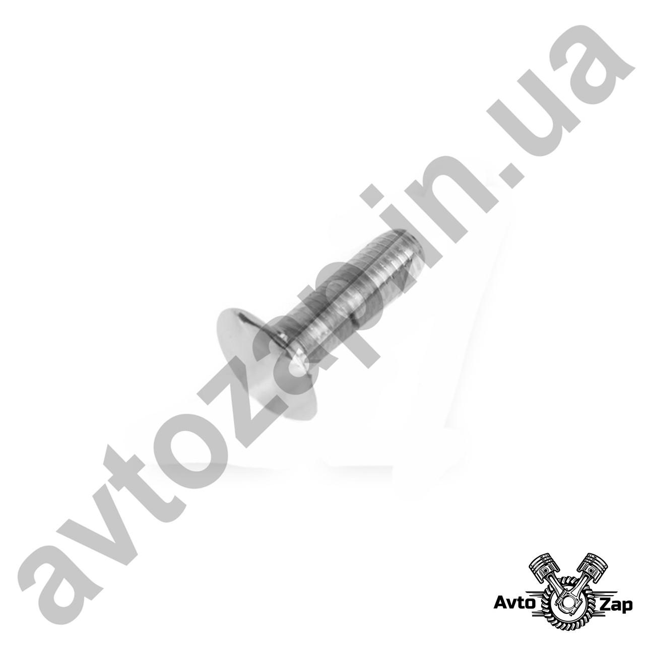Болт крепления накладки бампера 2107