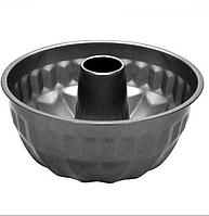 Форма для кекса с втулкой антипригарное покрытие