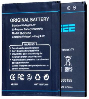 Аккумулятор (Батарея) Doogee DG550 Dagger B-DG550 (2600 mAh) Оригинал, фото 2