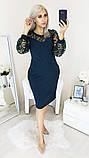 Нарядное женское платье,размеры:48,50,52,54., фото 2