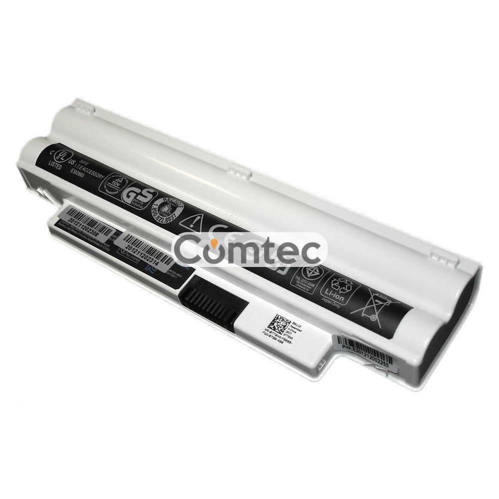 Аккумулятор для ноутбука Dell CMP3D Inspirion Mini 1012 11.1V белый 4200 mAh