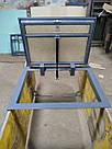 Напольный люк под ламинат 700*700 мм Вest Lift  / люк в погреб/ люк в подвал, фото 9