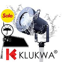 Лазерный проектор звездный дождь HOLIDAY LASER POINT железный (Точки), фото 1