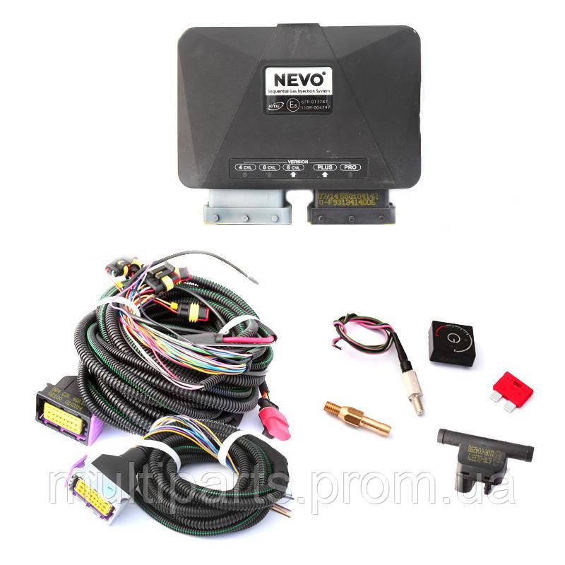 Электроника KME Nevo на 8 цилиндров