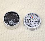 Токопроводящий клей CERES 12г графитовый электропроводящая токопроводящая краска, фото 7