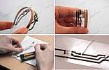 Токопроводящий клей CERES 12г графитовый электропроводящая токопроводящая краска, фото 4