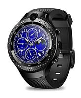 Смарт часы Zeblaze THOR 4 Dual black, фото 1
