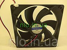 Вентилятор для зварювального апарату 120х120х25 мм 24 V
