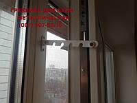 Микропроветривание на окна гребенка металлическая