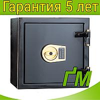 Сейф огневзломостойкий F.30CLI.35.E BLACK GOLD (350х395х395мм), фото 1