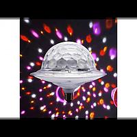 Диско шар с Цоколем BLUETOOTH, фото 1