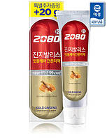 Зубная паста 2080 Gingivalis K Ginseng Gold Toothpaste