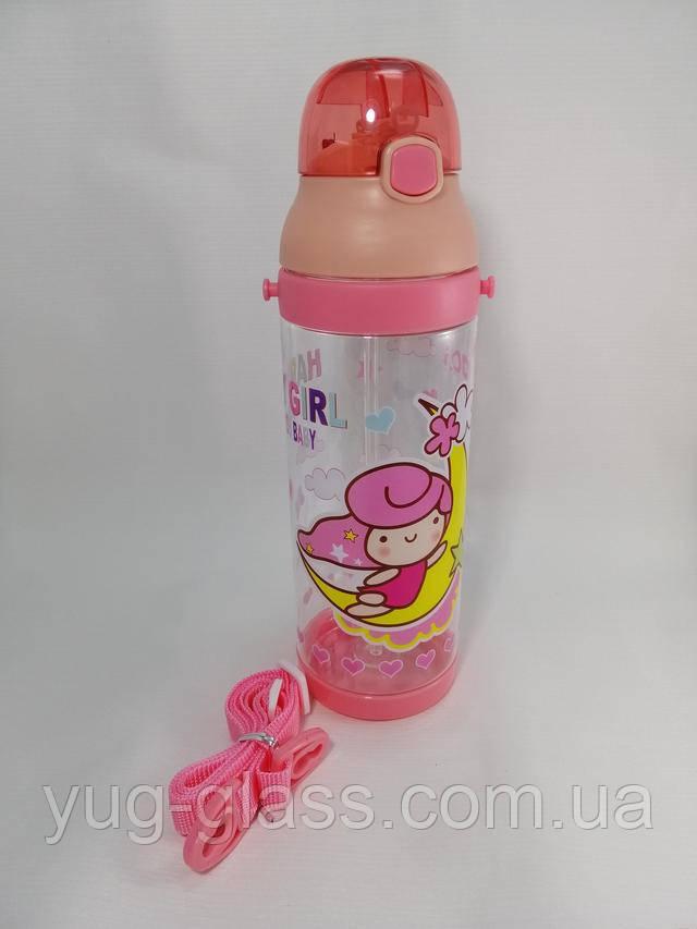 Пляшка для дівчинки