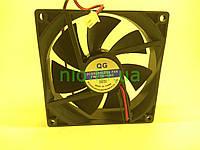 Вентилятор для сварочного аппарата 80х80х25 мм 12 V