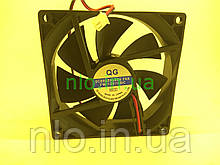 Вентилятор для зварювального апарату 80х80х25 мм 12 V