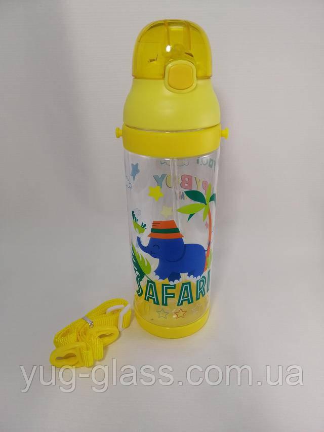 Пляшка дитяча для води та соку