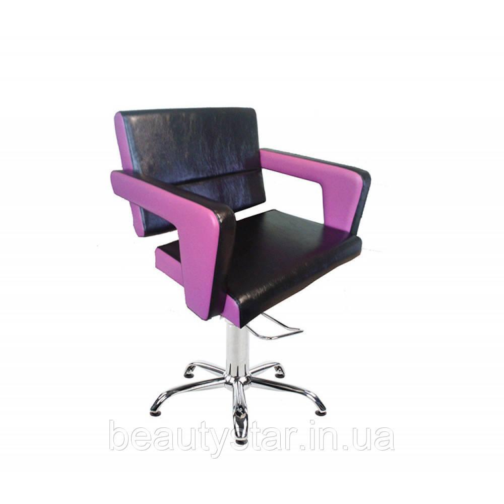 Перукарське крісло економ Фламінго