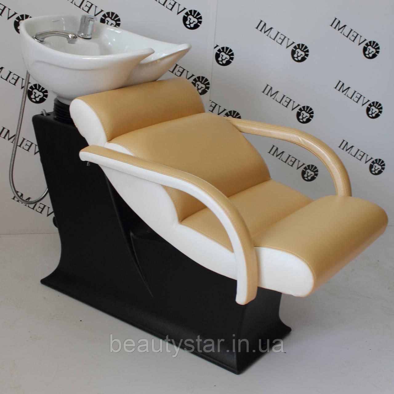 Перукарська мийка Lady One для салону краси